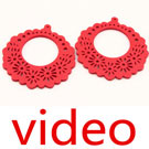 Videos of Wooden embellishments