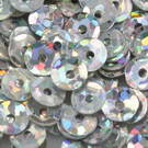 4mm - Semi-cupped Sequins