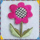 Assortment Applique Cloth label