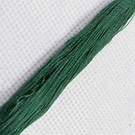 Cotton embroidery thread - blue green