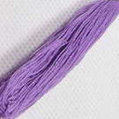 Cotton embroidery thread - purple
