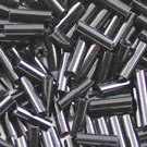 Glass tube Bugle Seed Beads - 1 by 18mm