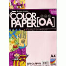 Premium A4 coloured paper 25 sheets