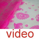 Videos of Cellophane wrap