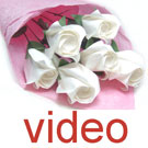 Videos of Kawasaki Rose bouquets