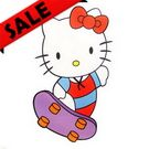 Wall stickers - Hello kitty